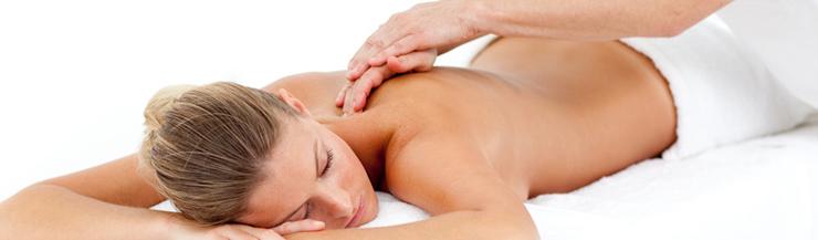 Wohltuende Massage bei Massage München